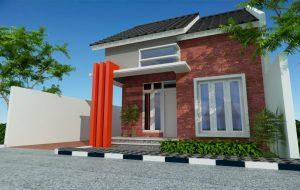 jasa desain rumah per meter
