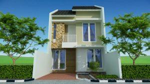 jual desain rumah lengkap