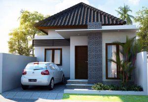 model model rumah sederhana