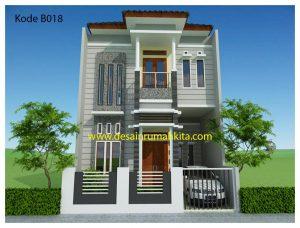 Desain Rumah Mewah 2 Lantai Dan Penjelasannya