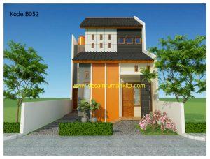 Desain Rumah Minimalis 2 Lantai Sederhana Jasa Desain Rumah Murah Online Wa 081229418751