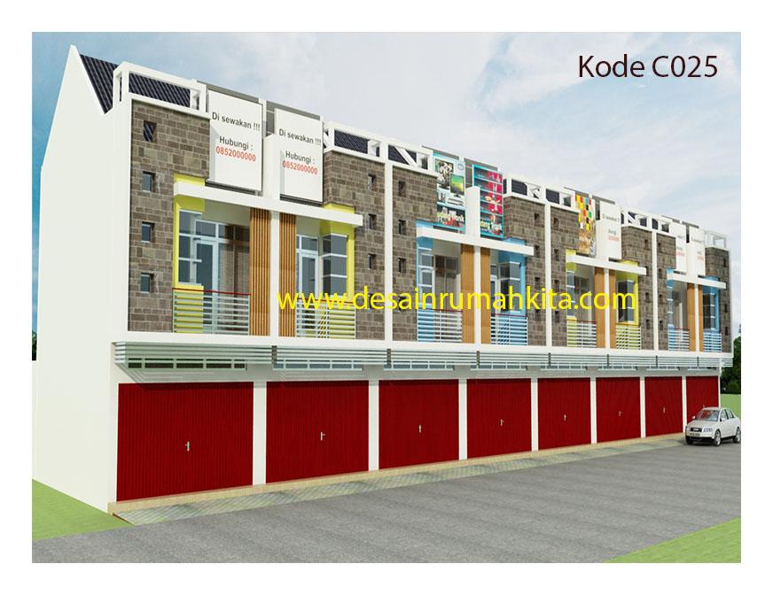 5 Ragam Desain Ruko Terbaik Gambar Jasa Desain Rumah Murah Online Wa 081229418751
