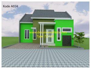 3 Pilihan Desain Rumah Type 70 Gambar Jasa Desain Rumah Murah Online Wa 081229418751