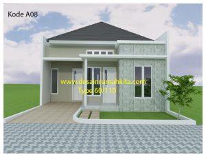 Desain Rumah Minimalis Terbaik Lengkap Dengan Gambar