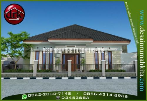 Desain Rumah Minimalis Bapak Arsyad 1