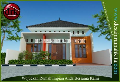 Desain Rumah Minimalis Type 60 a